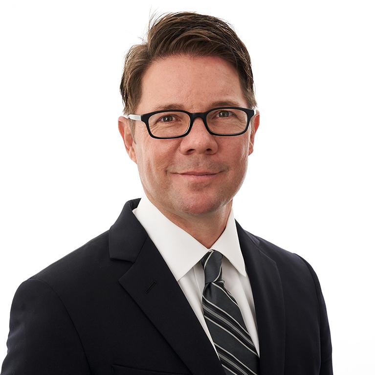 Derren Geiger, CFA, CAIA